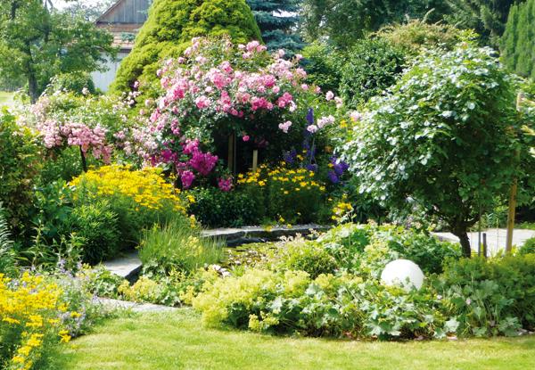 HausDegelstein: Garten BildNr. 1
