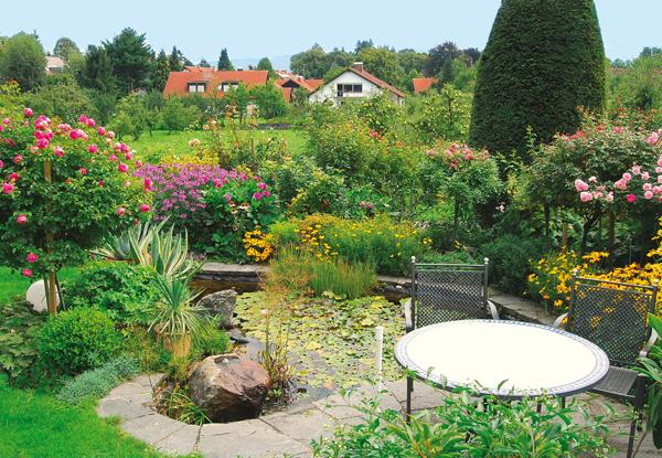 HausDegelstein: Garten BildNr. 5